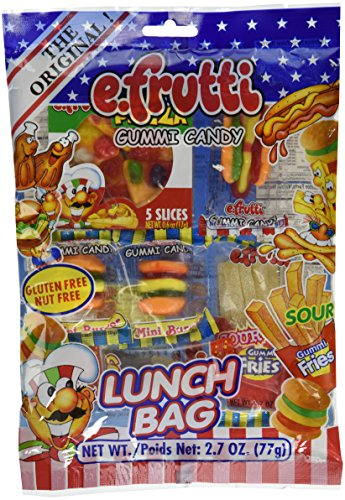 Original Mini Gummy School Lunch Bag - 2.7 Oz (Gluten Free ~ Nut Free)