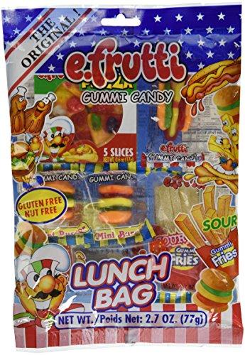 Original Mini Gummy School Lunch Bag - 2.7 Oz (Gluten Free ~ Nut Free)