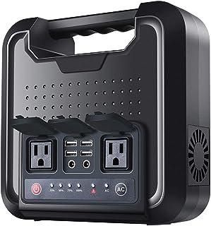 Portable 600W generador de la central eléctrica, 220Wh 54000mAh emergencia de respaldo de batería de litio de respaldo fue...