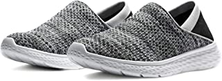 Xiaomi Uleemark breathable Athleisure Men's shoes Slip on Sneakers Casual Ultralight Shock-absorbing Hiking Running - 42 Size