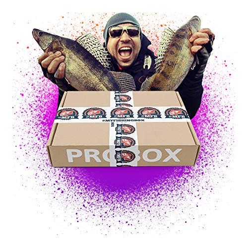 MFB ProBox // Kunstköder Set für erfahrene Angler auf Zander, Hecht, Großbarsch