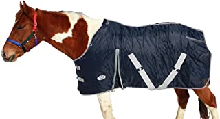 Derby Originals Breathable Water-Resistant Nylon Heavyweight Winter Horse Stable Blanket