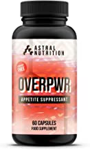 Overpwr Appetite Suppressant – 1 Month Supply Stops Hunger Promotes Feeling of Fullness Burns Fat Stimulant-Free Speeds Up Weight Loss Estimated Price : £ 34,99