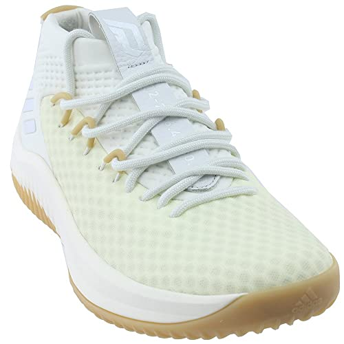 low priced 9f204 45f3f adidas Dame 4 Shoe - Mens Basketball White