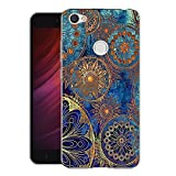 Xiaomi Redmi Note 5A Case, FoneExpert® Pattern Soft Slim