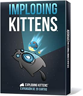 comprar comparacion Asmodee - Imploding Kittens (EKEK03ES)