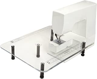"""Sew Steady Portable Large Table - 18"""" x 24"""", Custom Made for Your Machine"""