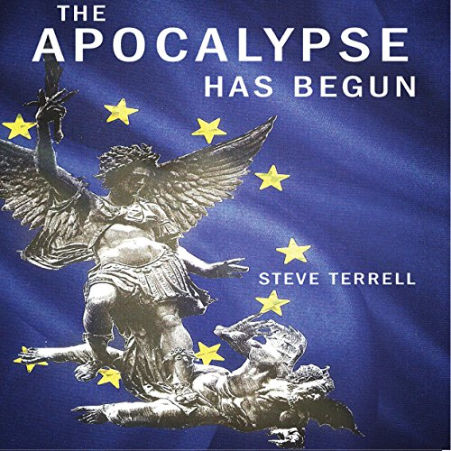 The Apocalypse Has Begun audiobook cover art