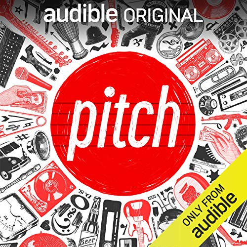Pitch cover art