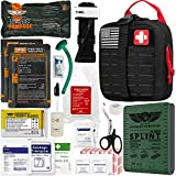 Best Trauma Kits - EVERLIT Emergency Trauma Kit GEN-II Mil-Spec Nylon Laser Review