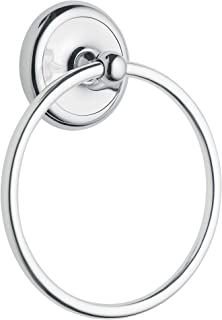 Moen 5386CH Yorkshire Bathroom Hand Towel Ring, Chrome