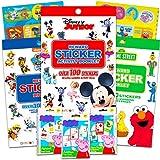 Preschool Learning Activities and Flashcards Bundle Pack Featuring Disney Junior, Sesame Street, Paw Patrol and Peppa Pig