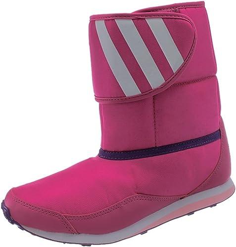 Adidas Neo seneo snowstripes k Winterbottes f38854 Rose