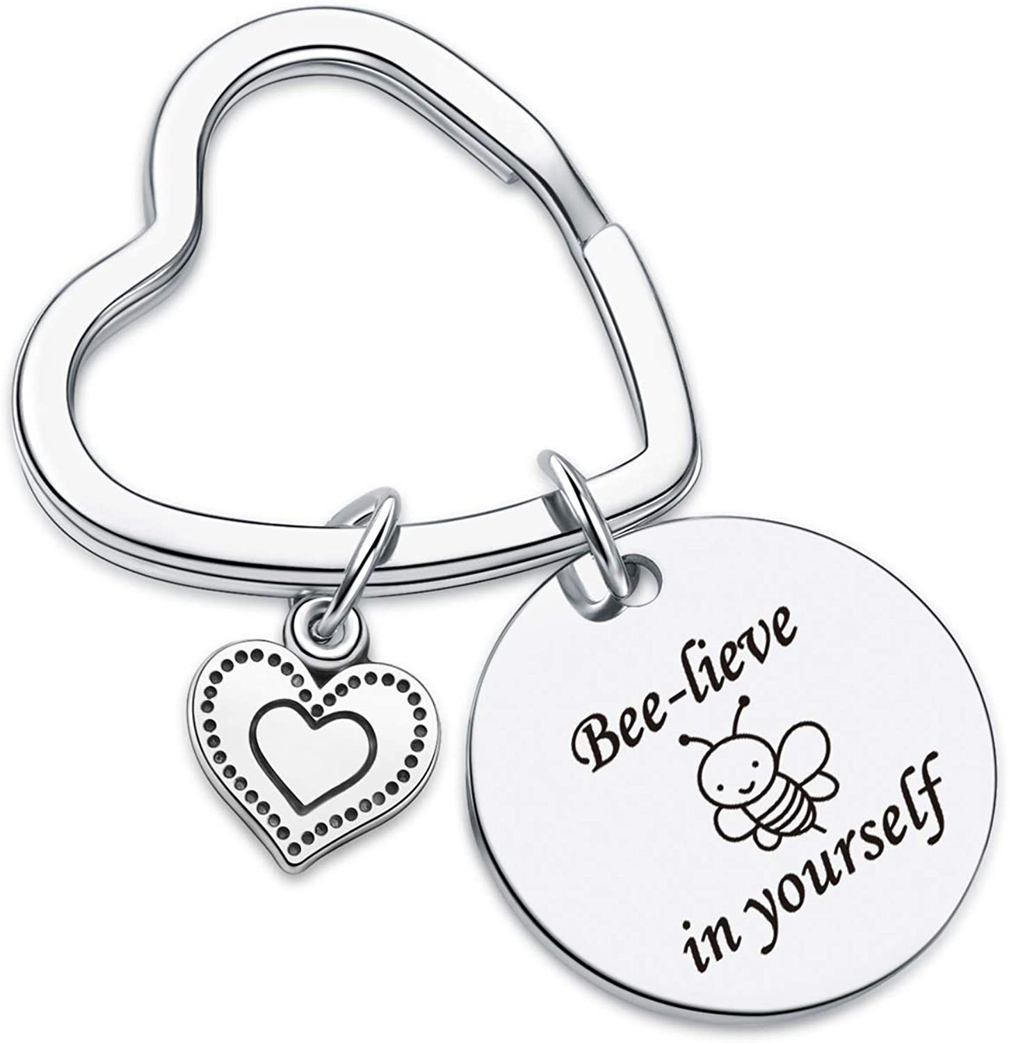Inspirational Jewelry Best Friend Gift Teachers Day Gift Bee Lover JewelryCoworker family