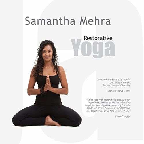 Restorative Yoga by Samantha Mehra on Amazon Music - Amazon.com