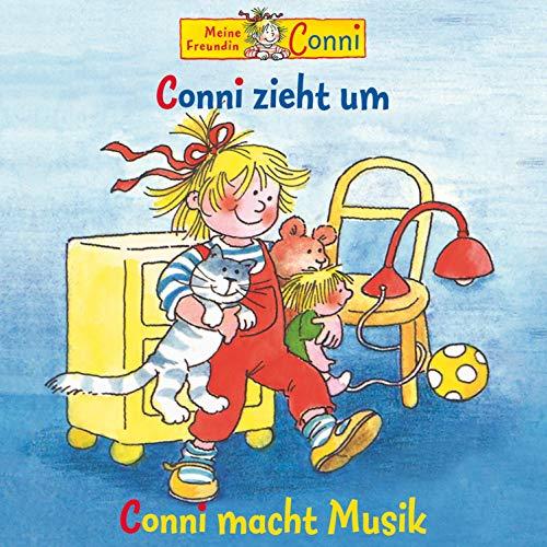 Conni zieht um / Conni macht Musik Titelbild