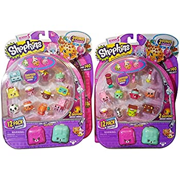 Shopkins Season 5 - 12 Pack (2 Packs) | Shopkin.Toys - Image 1