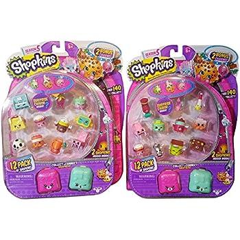 Shopkins Season 5 - 12 Pack (2 Packs) | Shopkin.Toys - Image 1