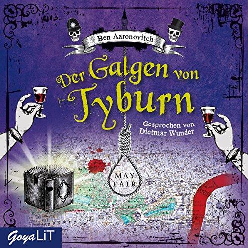 Der Galgen von Tyburn Titelbild