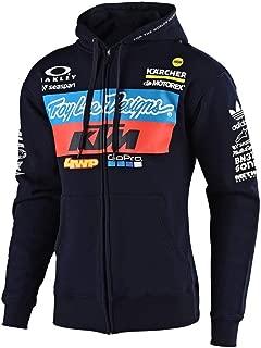 Troy Lee Designs 2019 KTM Team Zip Hoody (Large)