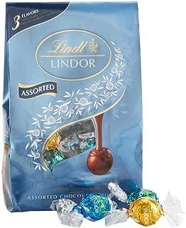 Lindt LINDOR Caramel Milk Chocolate Truffles, Kosher, 15.2 Ounce Bag