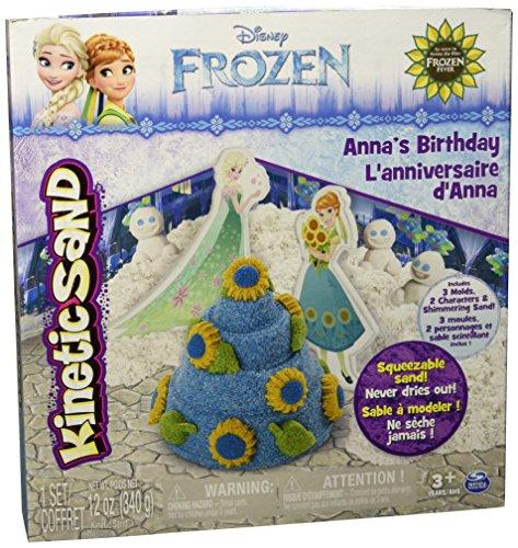 Disney Frozen - Arena cinética (Spin Master 82789)