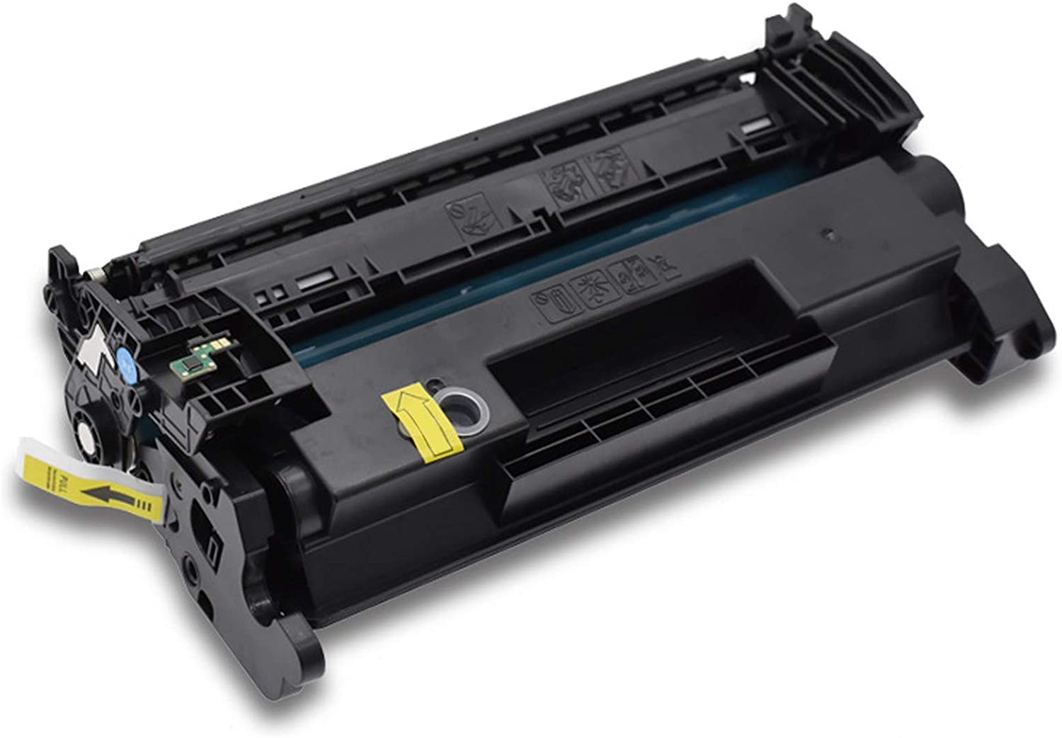 HYYH for Hp Cf258a Compatible Toner Cartridge Replacement for Hp Laserjet M404 M428 Printer Electronics Accessories Enterprise Factory with Chip Clear Print 1pcs