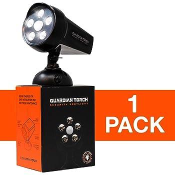 2Solar Motion Sensor Detector Home Security Light Flood Guardian Torch Spotlight
