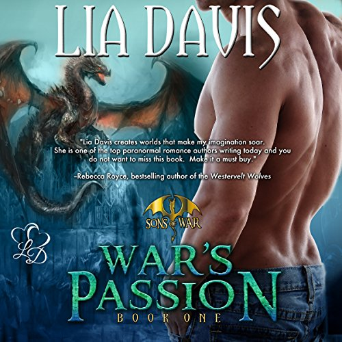 War's Passion audiobook cover art
