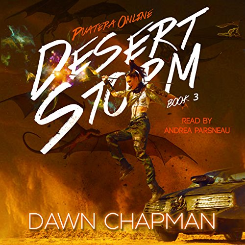 Desert Storm cover art