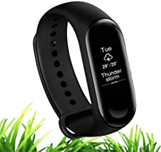 Xiaomi Mi Band 3 Global English Fitness Tracker Fashion Touch Screen Smart Watch Sport Wristband Bracelet Heart Rate Monit...