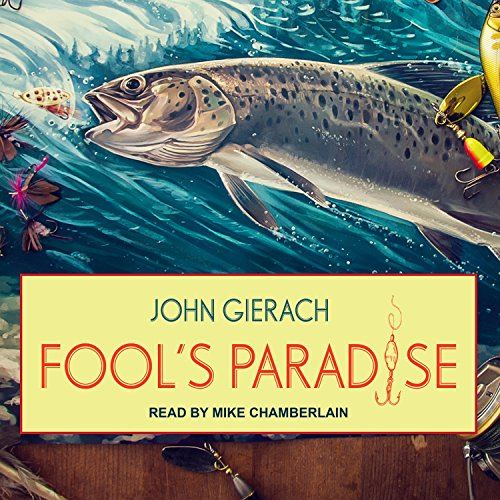Fool's Paradise audiobook cover art