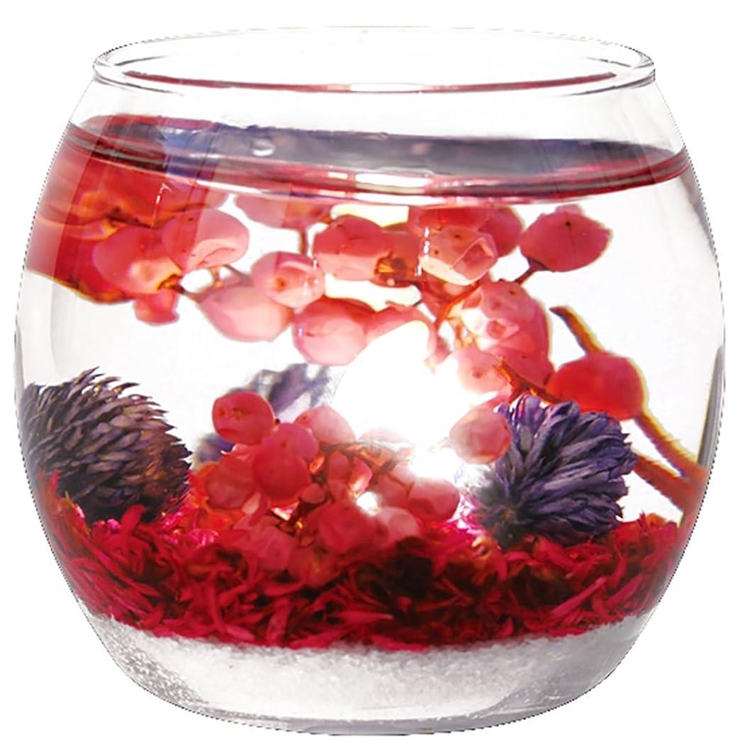 宿るいじめっ子動くノルコーポレーション フレグランスジェルライト フルーティーベリー の香り OA-LFL-1-3