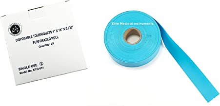 EMI Disposable Tourniquet Perforated Roll 1