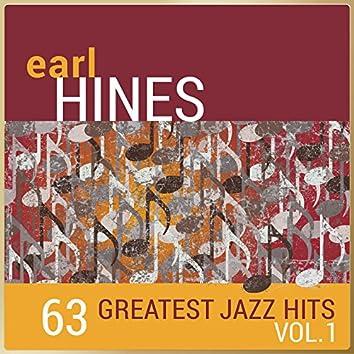 Earl Hines - 63 Greatest Jazz Hits, Vol. 1