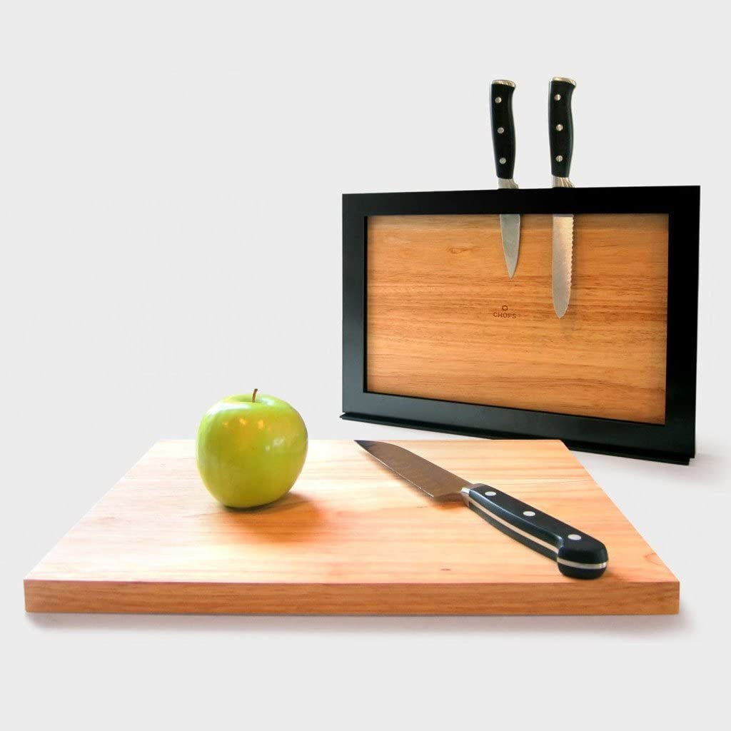 ILoveHandles Chops Super special price Cutting Board Max 45% OFF - Dryin Magnetic