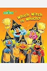 Which Witch is Which? (Sesame Street Series) Kindle Edition