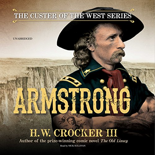 Armstrong Audiobook By H. W. Crocker III cover art