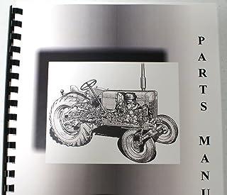 John Deere 5510 OEM Parts Manual
