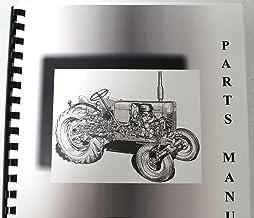 Massey Ferguson 253 & 263 Tractor Parts Manual