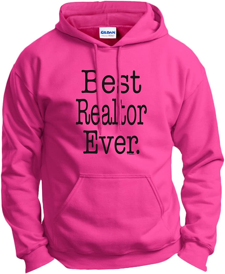 ThisWear Realtor Max 77% OFF Gifts Popular Best Clothing Ever Hoodie