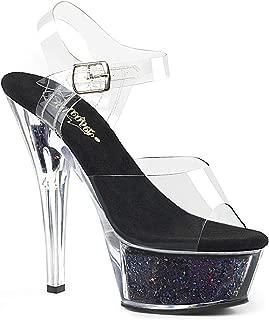 Women's Kiss-208GF Ankle-Strap Sandal
