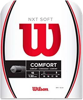 Wilson(ウイルソン) テニス ストリング NXTシリーズ各種 単張り/200mリール/15張 BOX