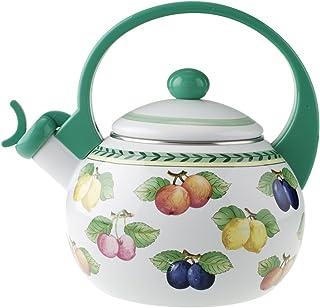 Villeroy & Boch French Garden Tea Kettle, 9 Inches, Multi