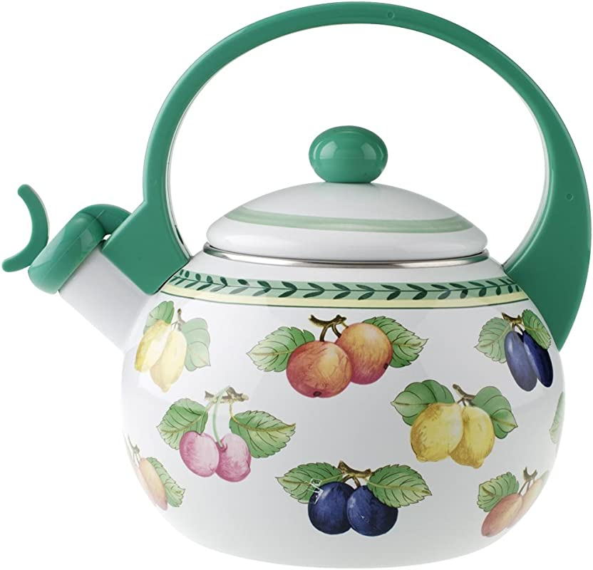 Villeroy Boch 1454807021 French Garden Tea Kettle 9 Inches Multi