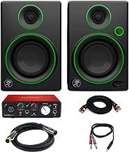 mackie cr4 speakers