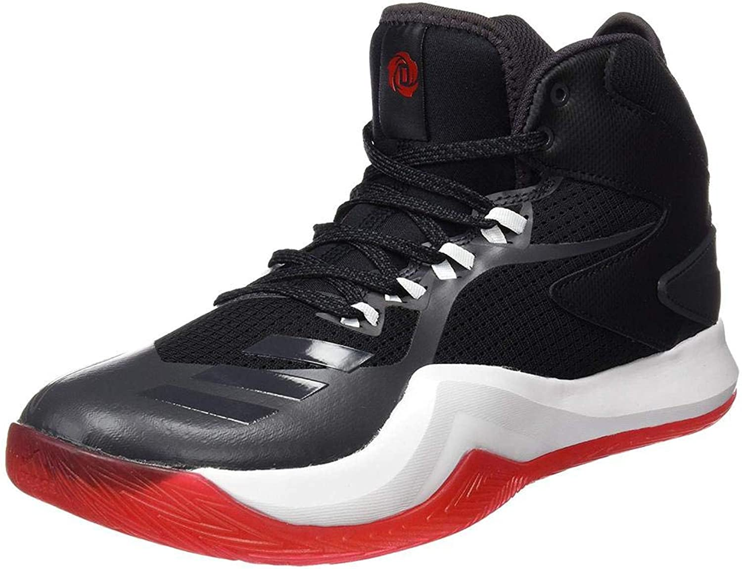 Adidas Men's's D pink Dominate Iv Basketball shoes