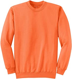 Adult Soft and Cozy Crewneck Sweatshirts in 28 Colors in Sizes S-4XL