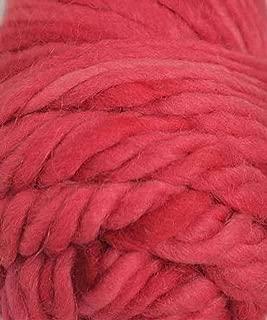 Brown Sheep Lambs Pride Yarn Bulky M250 Cranberry Swirl