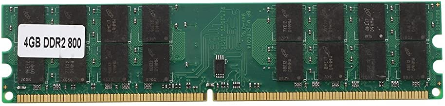 SODIAL(R) 4GB 4G DDR2 800MHZ PC2-6400 Memoria de computador RAM PC DIMM 240 Pines para AMD
